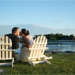 Summertime Danversport Yacht Club Wedding