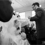 Jewish Wedding at Young Israel of Brookline