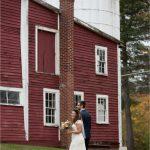Fall Warren Conference Center Wedding in Ashland, MA
