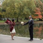 Cambridge City Hall Wedding and Boston Public Garden Portraits